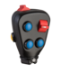 Poignée ergonomique B32